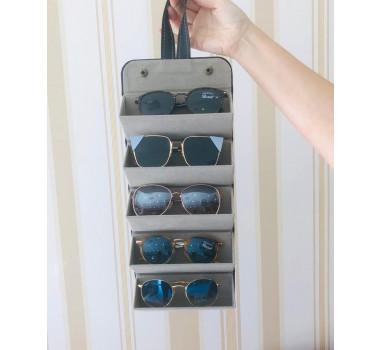 Organizador Portátil para Óculos